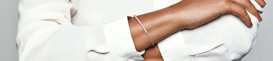 Bracelet Rivière Diamant - diamant-story.com